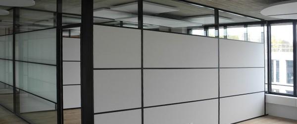 trennwand system omega 100 amina products. Black Bedroom Furniture Sets. Home Design Ideas