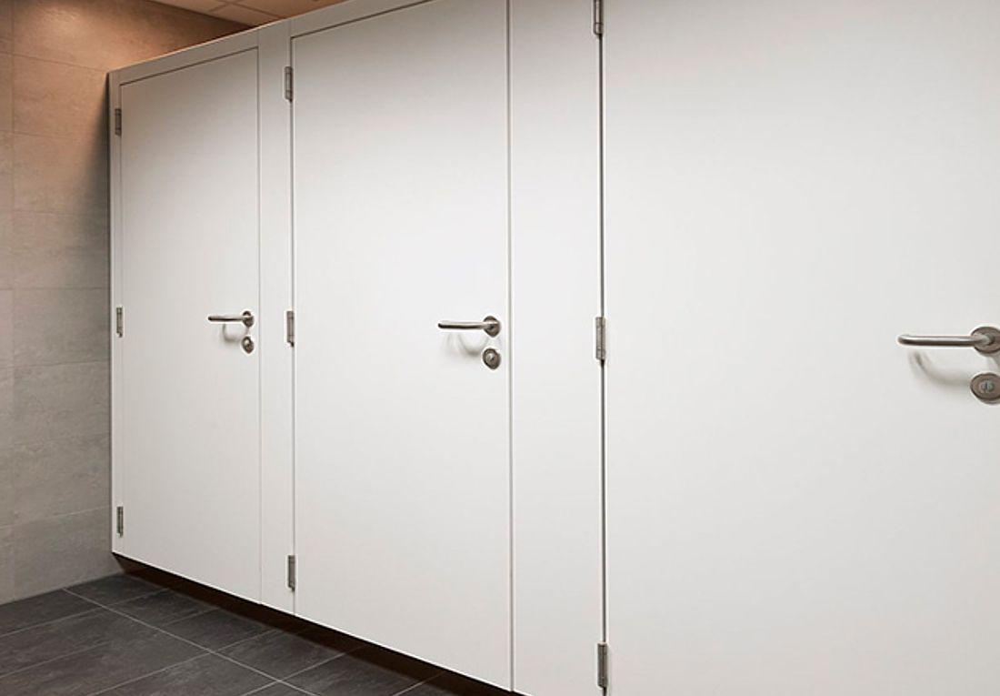 schwebende wc trennwand von amina products schweiz. Black Bedroom Furniture Sets. Home Design Ideas