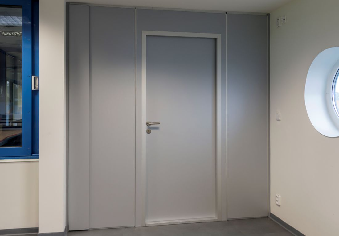 Mobile trennwand vacuwall amina products - Mobile trennwand selber bauen ...