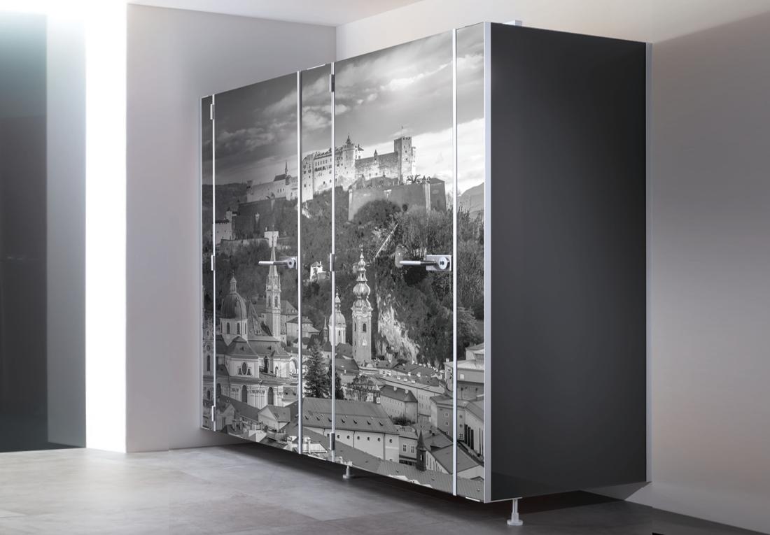 GlassLine Glaswand